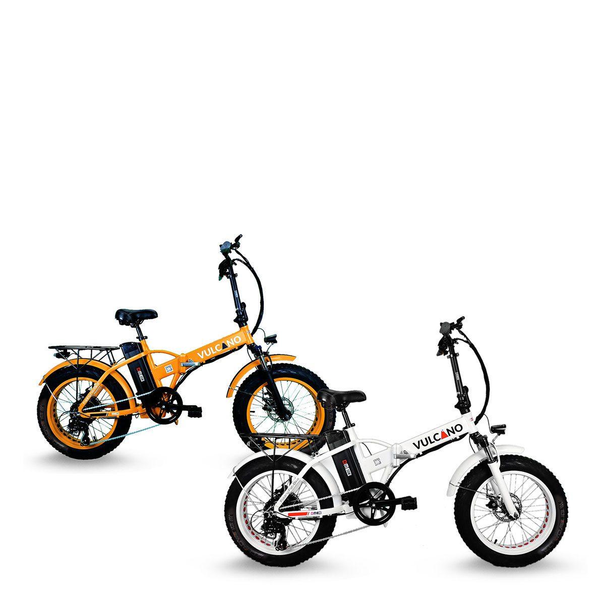 Vulcano V242 500w Fat Bike Dme Elettrica Bikeit