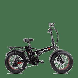 Fat bike Vulcano 250W 2.8.1