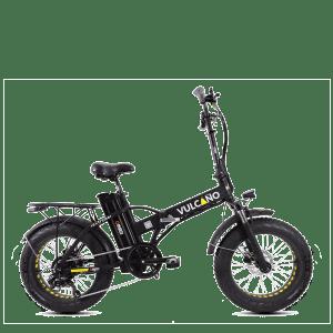 Bici elettrica Fat bike Vulcano