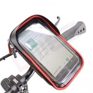 Portasmartphone da bici impermeabile