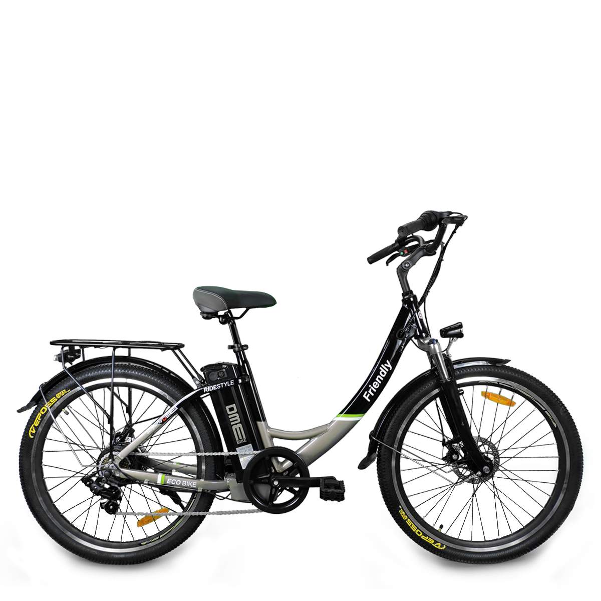 city bike elettrica dme