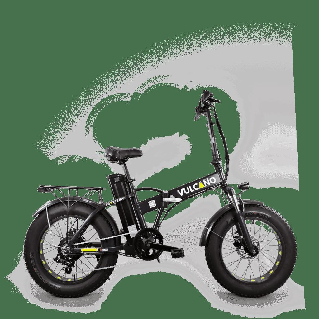 Fat Bike Vulcano Extreme 500W