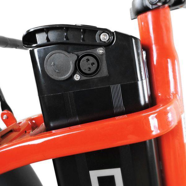 bici elettrica uragano