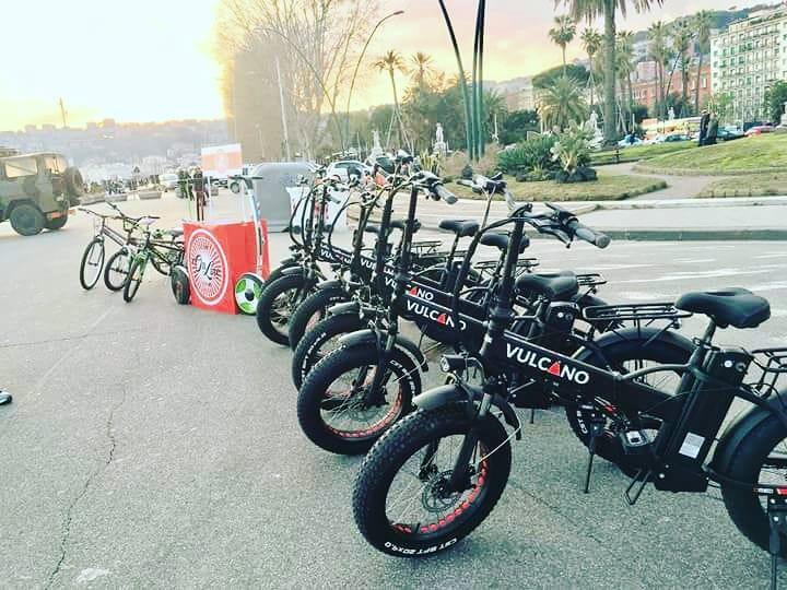 bici elettrica dme