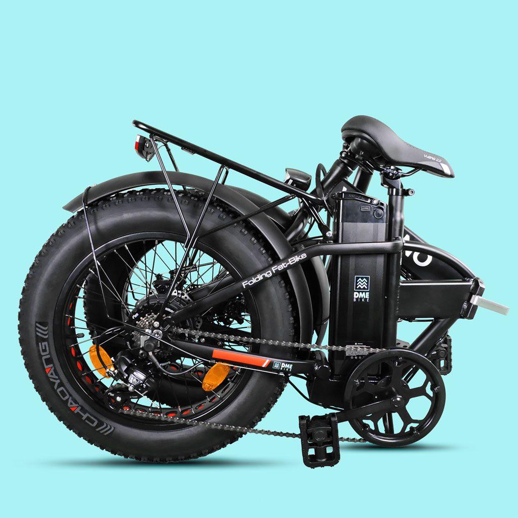 Bici elettrica Fat Bike Vulcano v3.0 250W 36V | DME ...