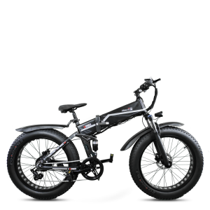 fat bike elettrica Fractum