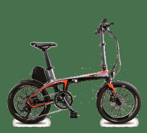bici elettrica in carbonio DME
