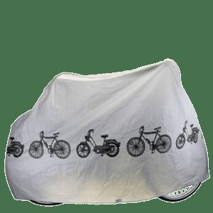 accessori antipioggia telo di copertura per bici elettrica