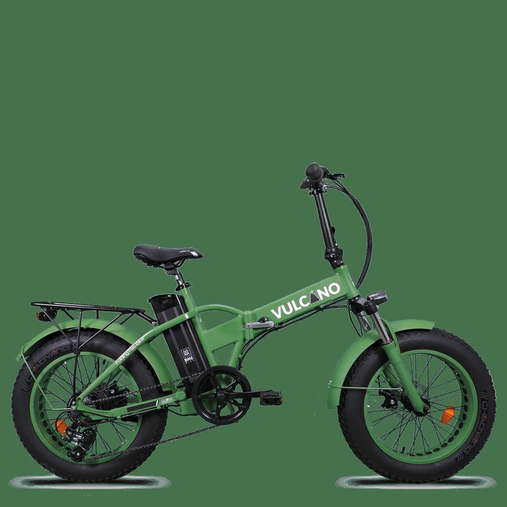 Bici Elettrica Fat Bike Vulcano V3 2 750w 48v Dme Elettrica Bike It