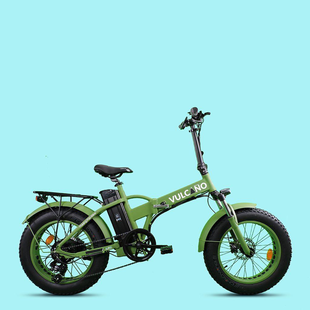 Bici elettrica Fat Bike Vulcano v3.1 500W 48V | DME ...